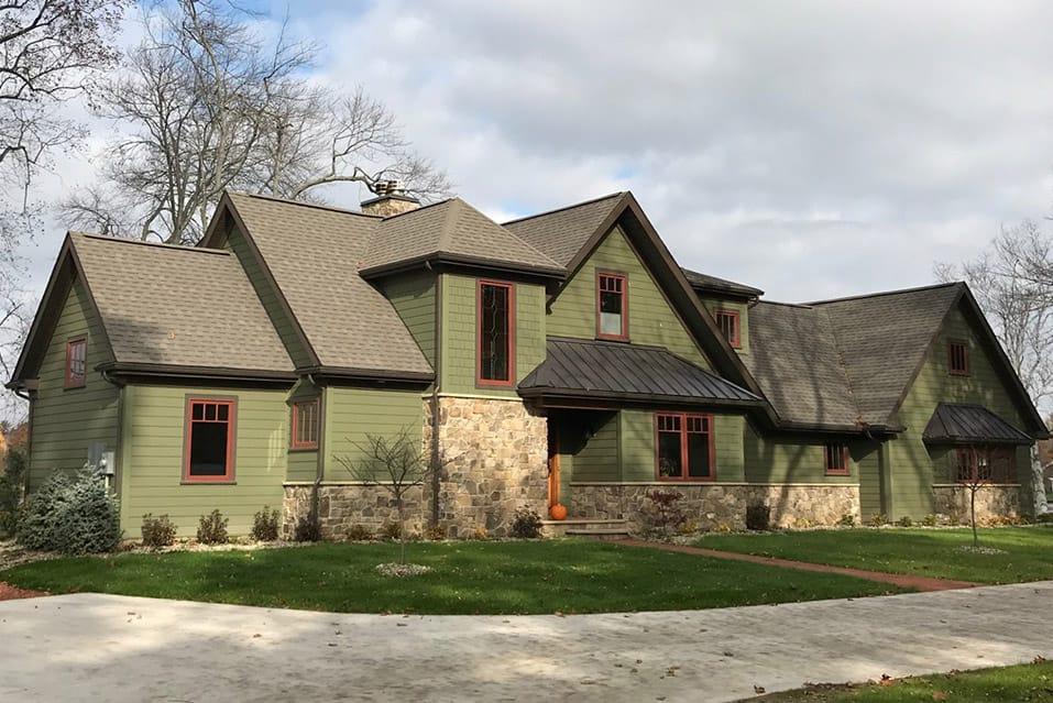 Dwight Yoder Custom Builders - Photo Gallery - Congress Lake in Hartville, Stark County